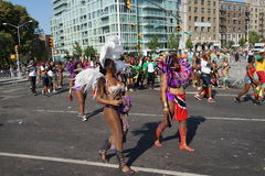 The 2015 West Indian Day Parade 74 Royalty Free Stock Photography