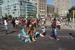 The 2015 West Indian Day Parade 80 Stock Image