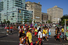 The 2015 West Indian Day Parade 85 Royalty Free Stock Photo