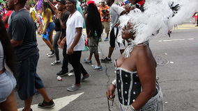 The 2014 West Indian Day Parade 11 Royalty Free Stock Photo