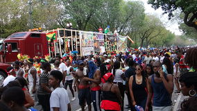 The 2014 West Indian Day Parade 37 Royalty Free Stock Image