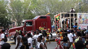 The 2014 West Indian Day Parade 38 Royalty Free Stock Photography