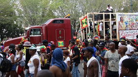 The 2014 West Indian Day Parade 40 Stock Photo