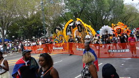 The 2014 West Indian Day Parade 43 Royalty Free Stock Photos
