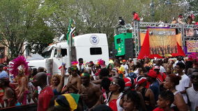 The 2014 West Indian Day Parade 49 Stock Photo