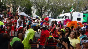 The 2014 West Indian Day Parade 53 Royalty Free Stock Photos