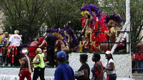 The 2014 West Indian Day Parade 56 Stock Images