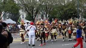 The 2014 West Indian Day Parade 93 Stock Images