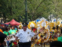 The 2016 West Indian Day Parade 11 Stock Photo