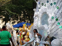 The 2016 West Indian Day Parade 12 Royalty Free Stock Photography