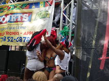 The 2016 West Indian Day Parade 14 Stock Photos