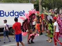 The 2016 West Indian Day Parade 23 Royalty Free Stock Photos