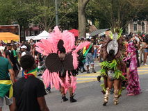 The 2016 West Indian Day Parade 24 Royalty Free Stock Photography