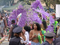 The 2016 West Indian Day Parade 25 Royalty Free Stock Photos