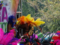 The 2016 West Indian Day Parade 27 Stock Images