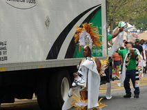 The 2016 West Indian Day Parade 28 Royalty Free Stock Photo
