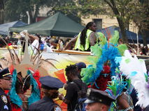 The 2016 West Indian Day Parade 29 Stock Image