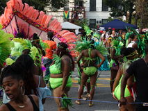 The 2016 West Indian Day Parade 41 Stock Image