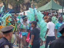 The 2016 West Indian Day Parade 45 Royalty Free Stock Photography