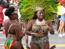 The 2016 West Indian Day Parade 49 Stock Images