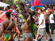 The 2016 West Indian Day Parade 56 Royalty Free Stock Photography