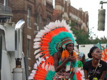 The 2016 West Indian Day Parade 71 Stock Images