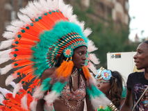 The 2016 West Indian Day Parade 74 Stock Photography