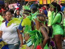 The 2016 West Indian Day Parade 77 Stock Photography