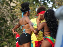 The 2016 West Indian Day Parade 94 Stock Image