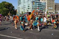 The 2015 West Indian Day Parade Part 2 16 Royalty Free Stock Photography