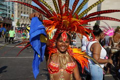 The 2015 West Indian Day Parade Part 2 64 Stock Photography