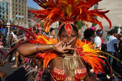 The 2015 West Indian Day Parade Part 2 67 Royalty Free Stock Images