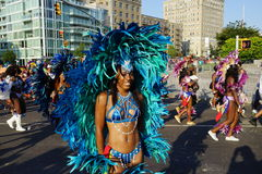 The 2015 West Indian Day Parade Part 3 49 Stock Images