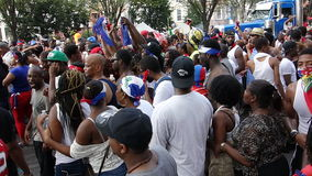 The 2014 West Indian Day Parade Part 2 26 Stock Image