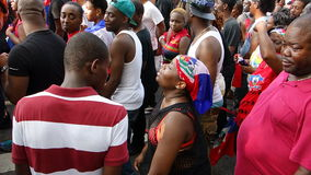 The 2014 West Indian Day Parade Part 2 31 Royalty Free Stock Images