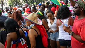 The 2014 West Indian Day Parade Part 2 46 Stock Photo