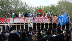 The 2014 West Indian Day Parade Part 2 50 Stock Images