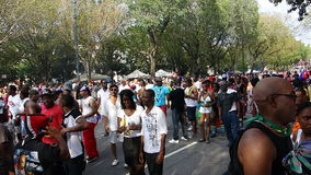 The 2014 West Indian Day Parade Part 2 51 Royalty Free Stock Photo