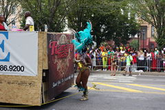 The 2014 West Indian Day Parade Part 2 52 Royalty Free Stock Image