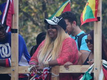 The 2016 West Indian Day Parade Part 2 41 Royalty Free Stock Photography