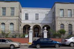 West Indies, Caribbean, Antigua, St Johns, Museum of Antigua & Barbuda Royalty Free Stock Photo