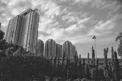 West-Jakarta stockbild