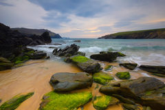 West Kerry Coastline Royalty Free Stock Images
