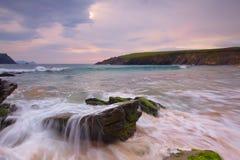 West Kerry Coastline Stock Image