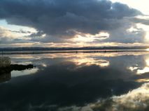 West Kirby Wirral Royalty Free Stock Photos