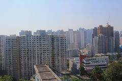 West kowloon. City view of West kowloon at hong kong Stock Photography