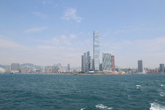 West Kowloon District, Kowloon, Hong Kong Royalty Free Stock Photography