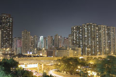 West kowloon, Yau Ma Tei Royalty Free Stock Photography