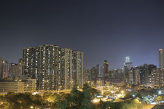 West kowloon, Yau Ma Tei Stock Photography