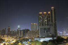 West kowloon, Yau Ma Tei Stock Photos